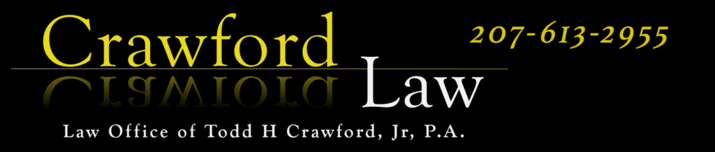 Crawford Law Slider Ad